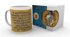 Harry Potter: Hufflepuff Characteristics Mug (Parallel Import)