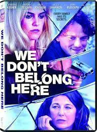 We Don't Belong Here (DVD)