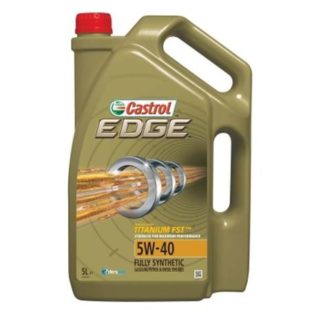 Rørig Castrol Edge 5W-40 - 5 Litre | Buy Online in South Africa DC-76
