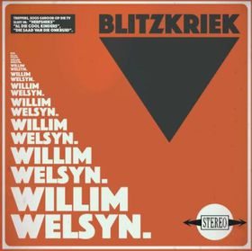 Willim Welsyn - Blitzkriek (CD)