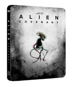 Alien: Covenant Steelbook (Blu-ray)