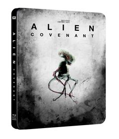 Alien: Covenant Steelbook (Blu-ray)