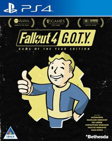 Fallout 4 G.O.T.Y. (PS4)