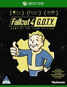 Fallout 4 G.O.T.Y. (Xbox One)
