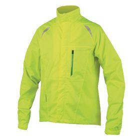 Endura Gridlock II Waterproof Jacket - Yellow
