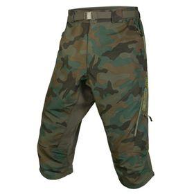 Endura Hummvee 3/4 Shorts II - Camouflage Green