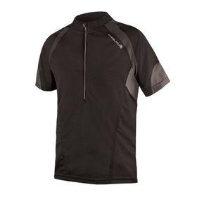 Endura Hummvee II Short Sleeve Jersey - Black