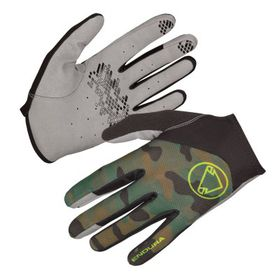 Endura Hummvee Lite Gloves - Green