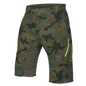 Endura Hummvee Lite Shorts II - Green