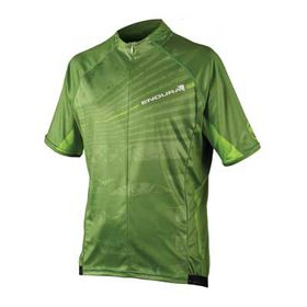 Endura Hummvee Ray Jersey - Green