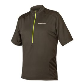 Endura Hummvee Short Sleeve Jersey - Green
