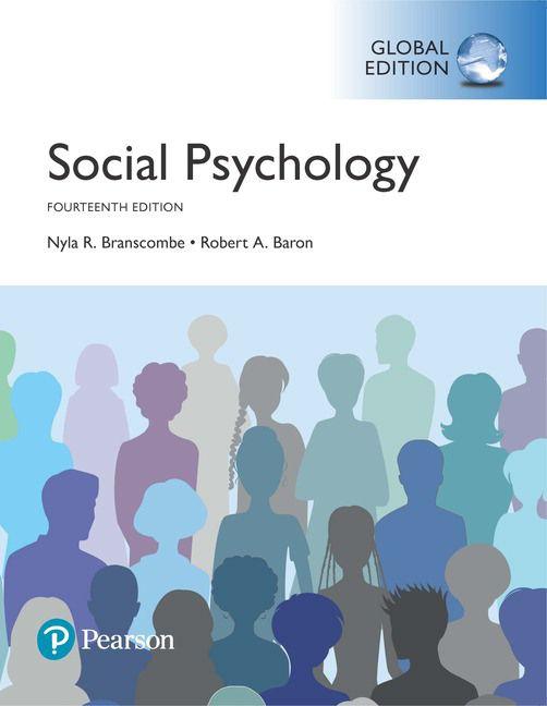 Social Psychology SA Supplement 14th Edition Loading Zoom