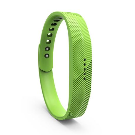 Replacement Band for Fitbit Flex 2 - Green (Size: M-L)