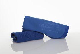 Wonder Towel 2 Piece Microfibre Gift Set - Royal Blue
