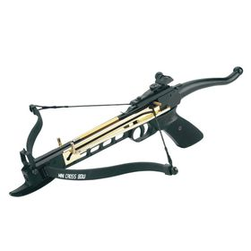 Man Kung 80A4PL 80lbs Self-Cocking Pistol Crossbow