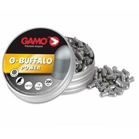 Gamo Pellets 4.5mm G-Buffalo Metal - 200's
