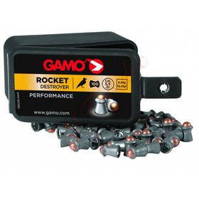 Gamo Pellets 5.5mm Rocket - 100's