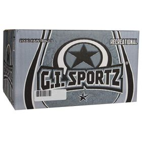 Gi Sportz 1 Star Paintballs - 2000's