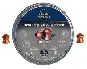 H&N Field Target Trophy Pellets - 5mm 500's