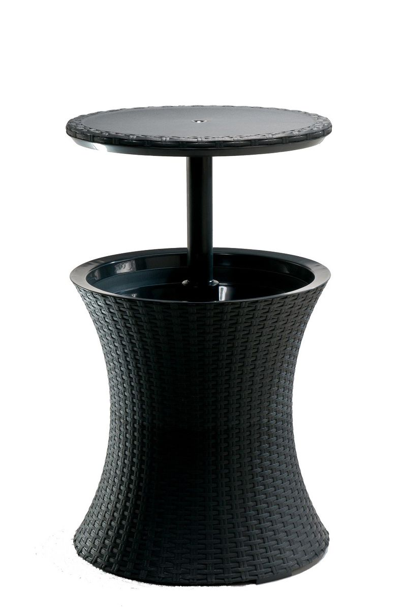 Keter Pacific Cool Bar Anthracite Buy Online In South Africa  # Table Tele Dimension