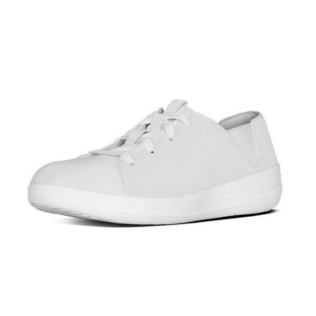 d840d23304ce9d FitFlop F-Sporty Laceup Sneaker - Urban White