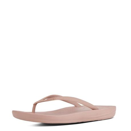 54802d9adda FitFlop iQushion Flip Flops - Nude