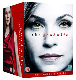 The Good Wife: The Complete Series (Parallel Import - DVD)