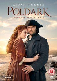 Poldark: Complete Series 3 (DVD)