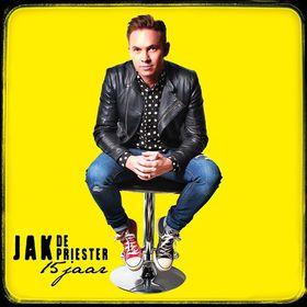 Jak De Priester - 15 Jaar (CD)