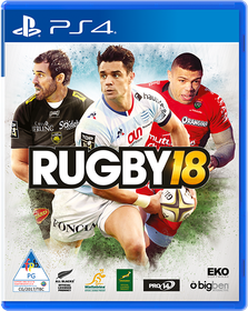 Rugby 18 (PS4)