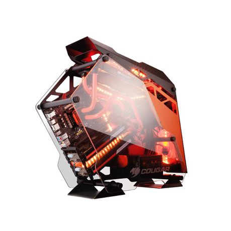 Cougar Conquer Mid Gaming Case | Buy Online in South Africa