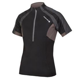 Endura Ladies Hummvee Jersey - Black
