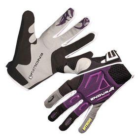 Endura Ladies MT500 Glove - Purple