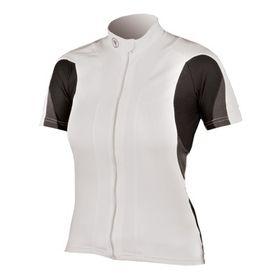 Endura Ladies FS260-Pro Jersey - White