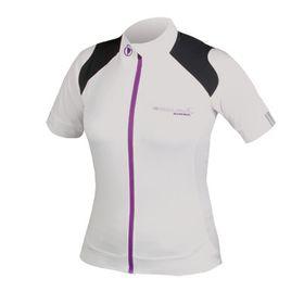 Endura Ladies Hyperon S/S Jersey - White