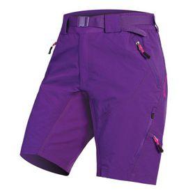 Endura Ladies Hummvee Shorts II - Purple