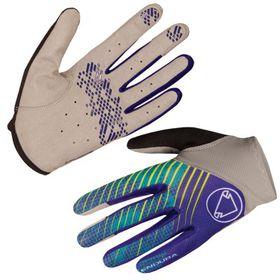 Endura Ladies Hummvee Lite Glove - Blue