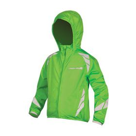 Endura Kids Luminite Jacket II - Green