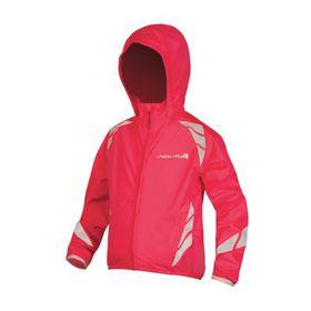 Endura Kids Luminite Jacket II - Pink
