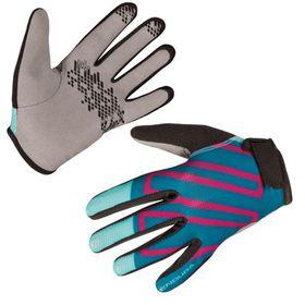Endura Kids Hummvee Gloves II - Blue