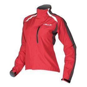 Endura Ladies Flyte Jacket - Red
