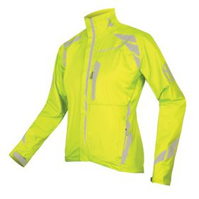 Endura Ladies Luminite II Jacket - Yellow