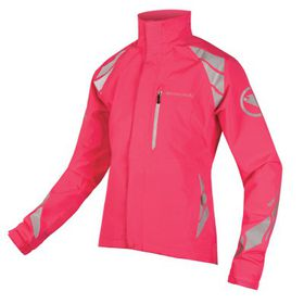 Endura Ladies Luminite DL Jacket - Pink