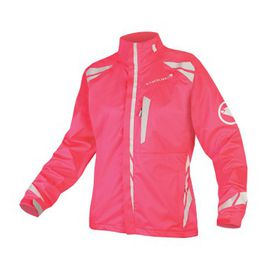 Endura Ladies Luminite 4 in 1 Jacket - Pink