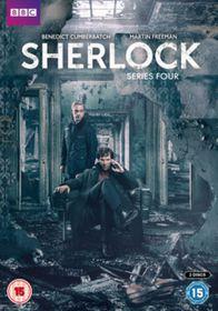 Sherlock - Series 4 (DVD)