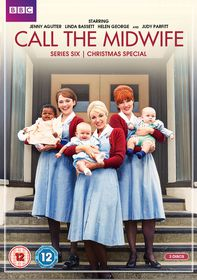 Call The Midwife Series 6 (DVD)