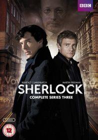 Sherlock Series 3 (DVD)