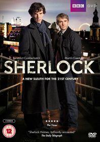 Sherlock Series 1 (DVD)