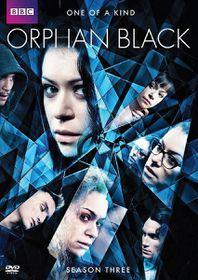 Orphan Black Series 3 (DVD)