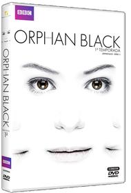 Orphan Black Series 1 (DVD)